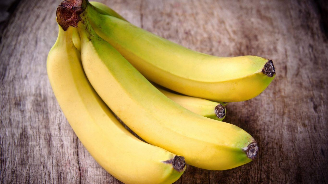 Banana Wallpaper | HD Wallpaper Background