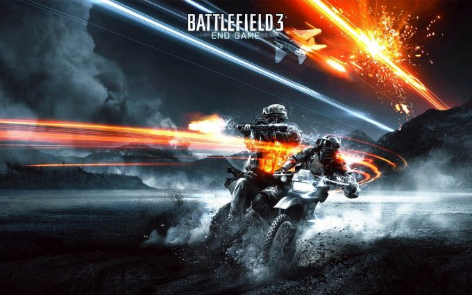 battlefield 3 game wallpaper