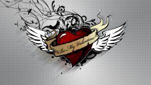 Be My Valentine Wallpaper 4K Background