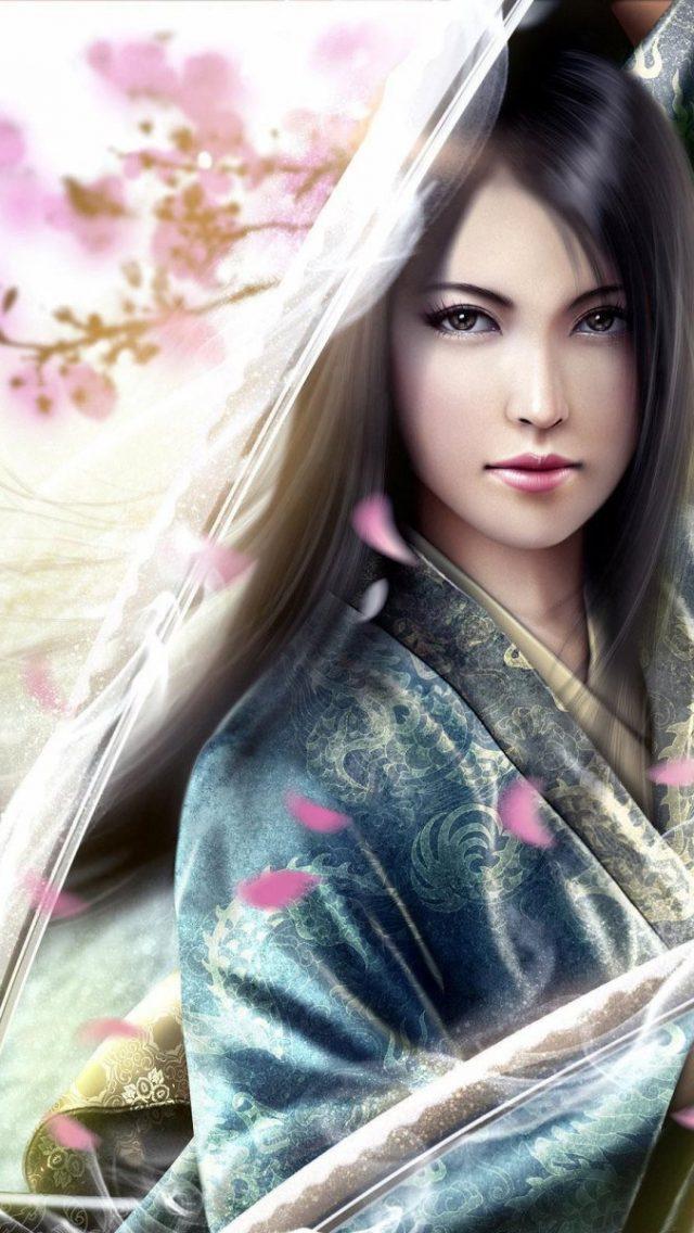 Beautiful 3d Girl Wallpaper Hd Wallpaper Background