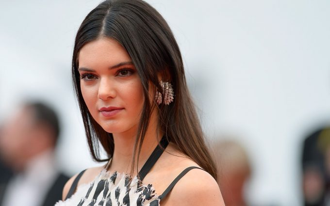 beautiful kendall jenner wallpaper background