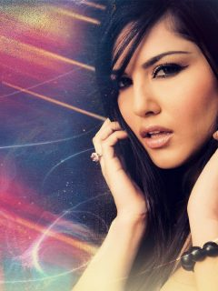 Mobile WVGA 240x400 480x800 400x240 Smartphone 169 540x960 Beautiful Sunny Leone Wallpaper