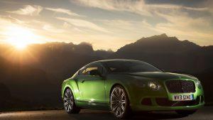 Bentley Continental GT Speed Wallpaper