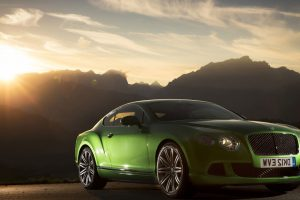bentley continental gt speed wallpaper
