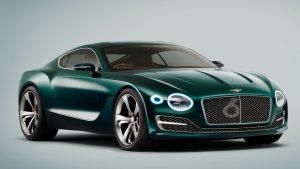 Bentley EXP 10 Speed 6 Wallpaper