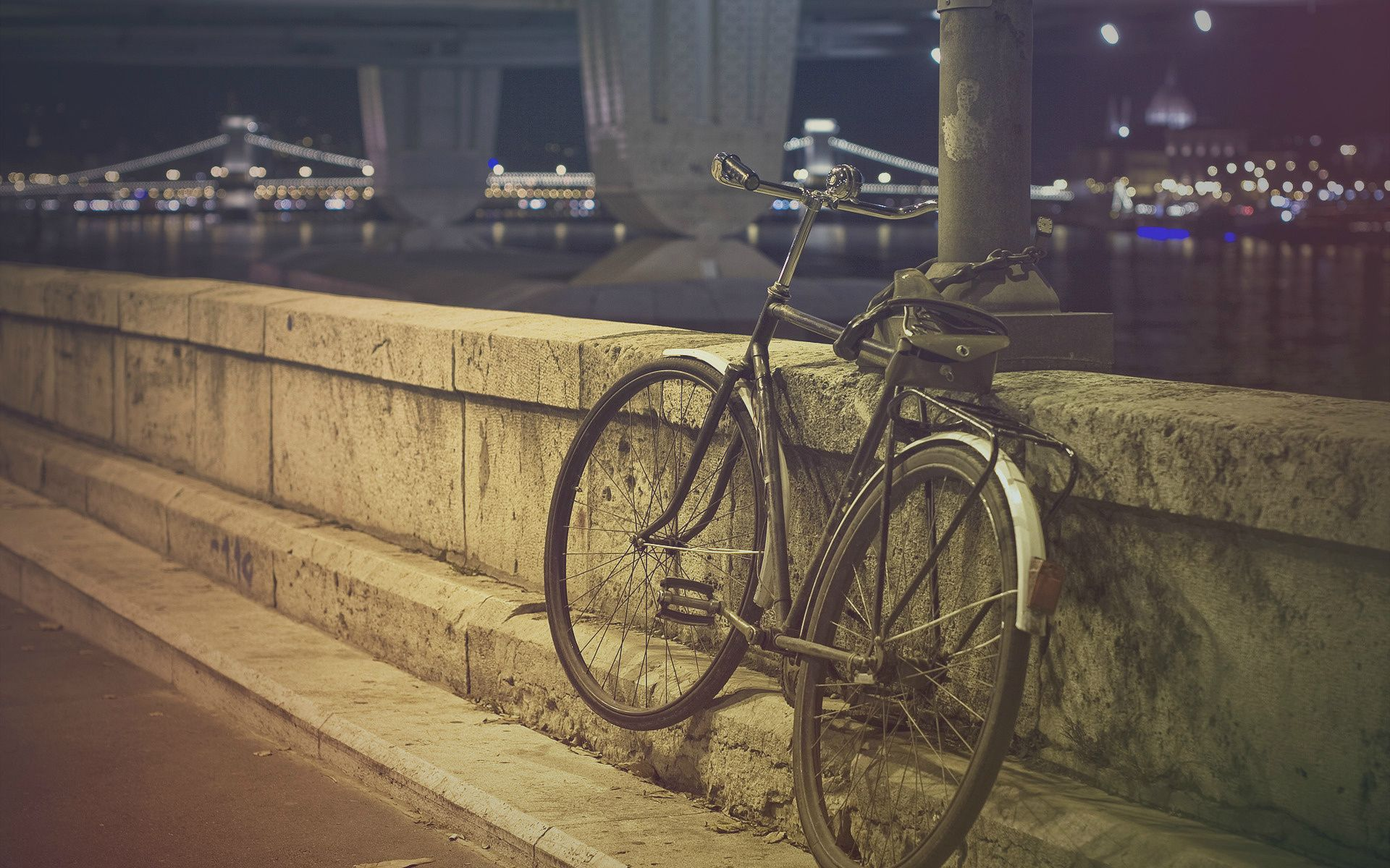 bicycle wallpaper background