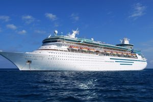 big ship in sea wallpaper