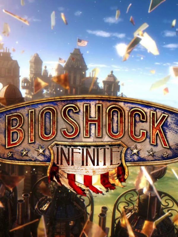 BioShock Infinite Wallpaper Background