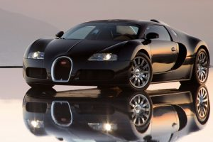 black bugatti veyron wallpaper background