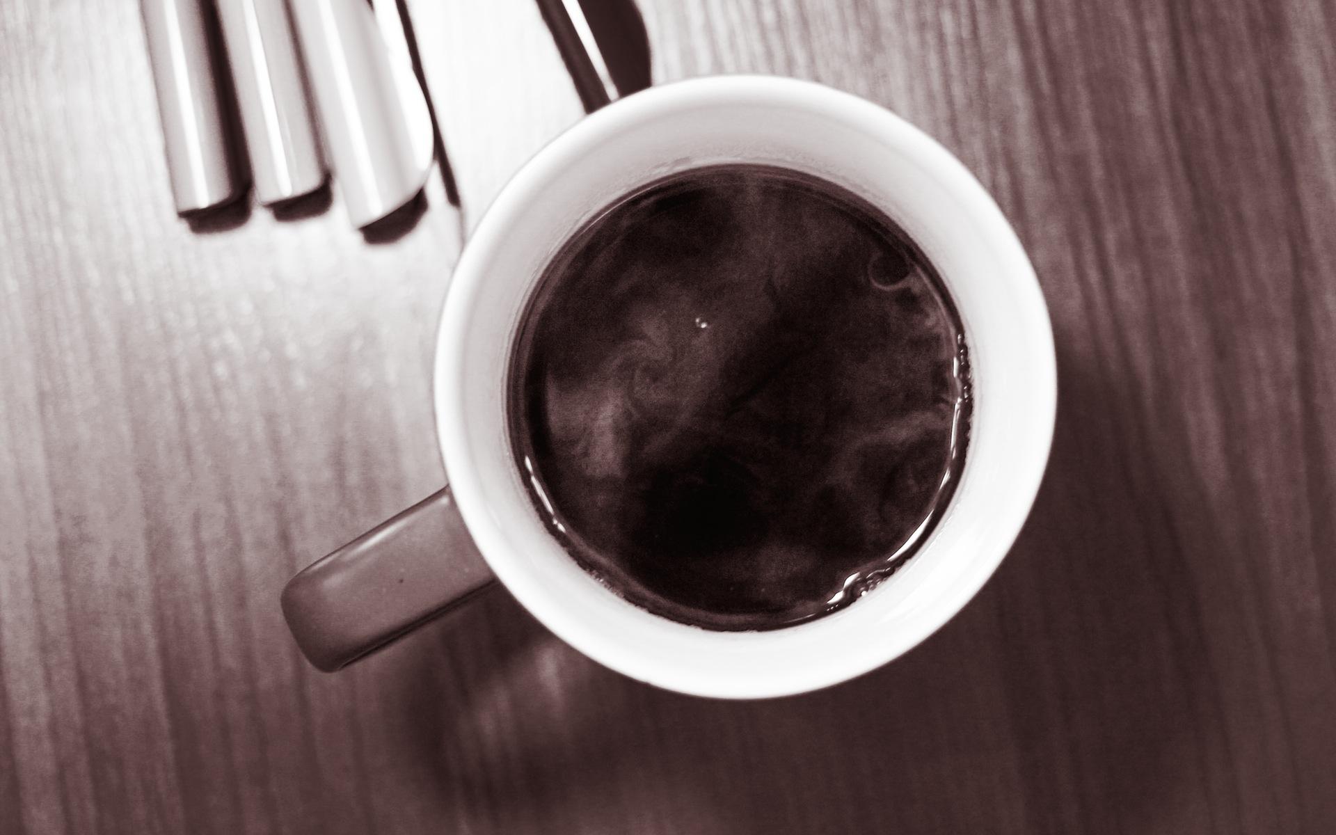 black coffee wallpaper background