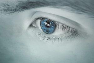 Blue Eye Wallpaper Background