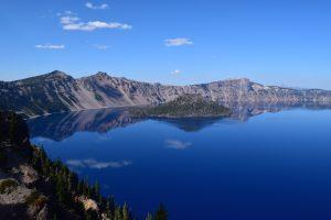 Blue Lake Wallpaper 4K 5K Background