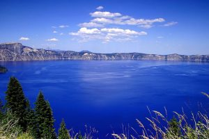 blue water lake wallpaper background