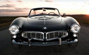 BMW Classic Car Wallpaper