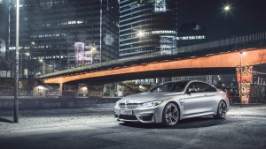 BMW M4 4K Wallpaper