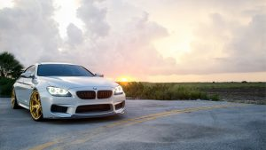 BMW M6 Gran Coupe 4K Wallpaper