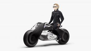 BMW Motorrad Vision Next 100 4K 8K Wallpaper