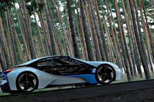 BMW Vision Efficient Dynamics 4K Wallpaper