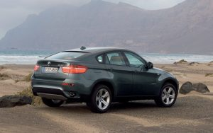 BMW X6 Wallpaper Background