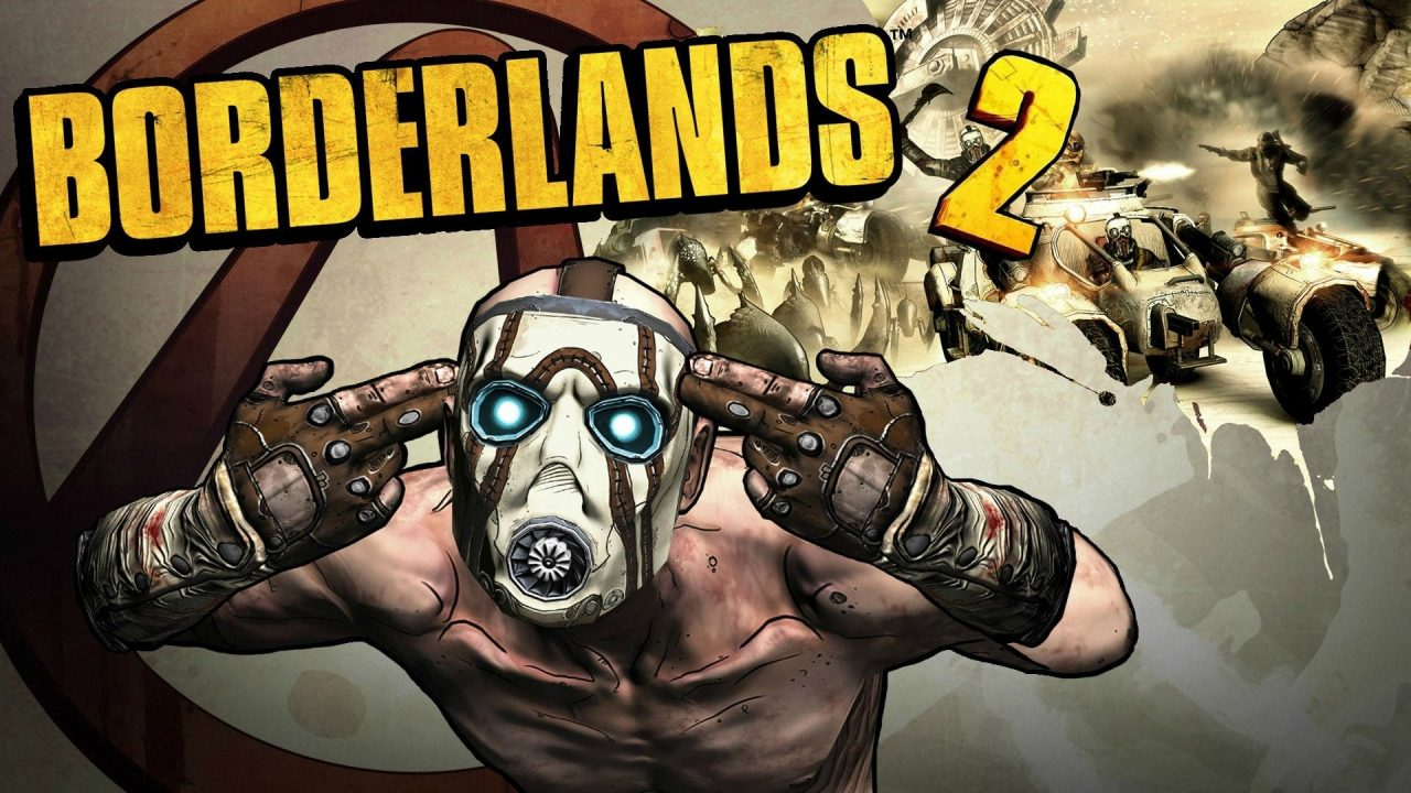 Borderlands 2 Wallpaper Background Hd Wallpaper Background