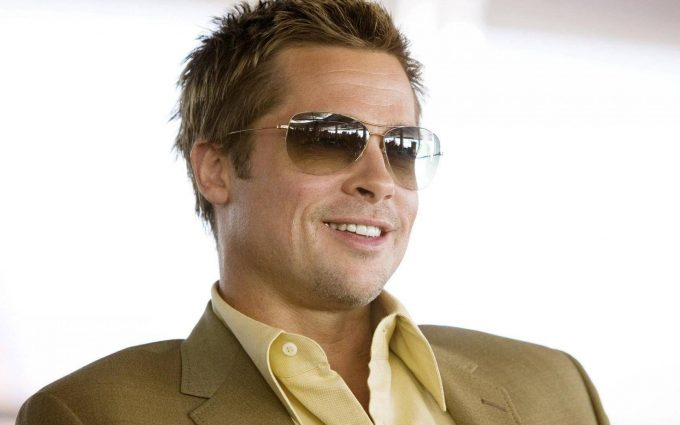brad pitt wallpaper background