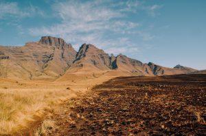 Brown Mountains Wallpaper 4K