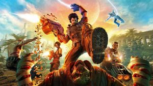 Bulletstorm 2011 Wallpaper Background