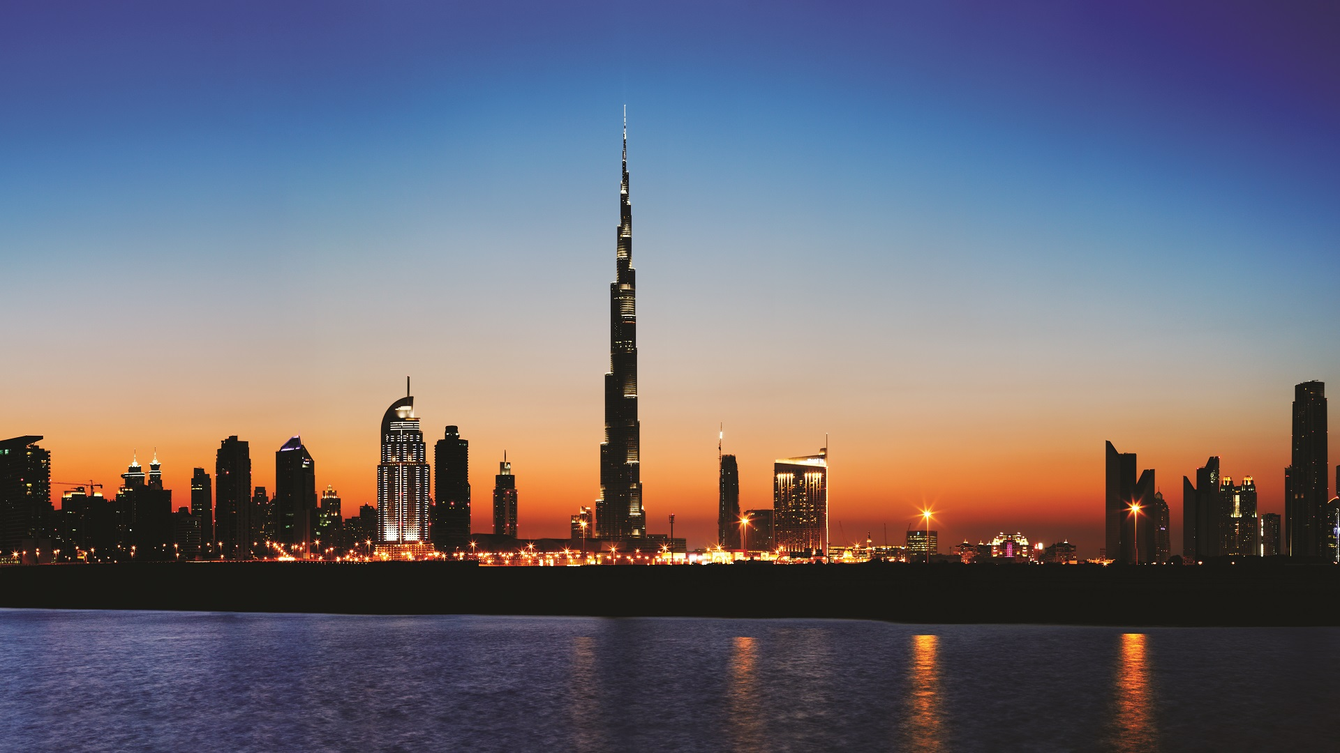 burj khalifa hd wallpaper background
