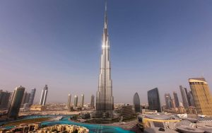 Burj Khalifa Wallpaper Background