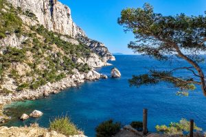 calanque marseille wallpaper 4k background