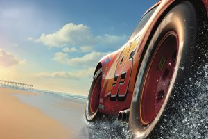 Cars 3 4K Wallpaper