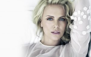 Charlize Theron Hot Wallpaper