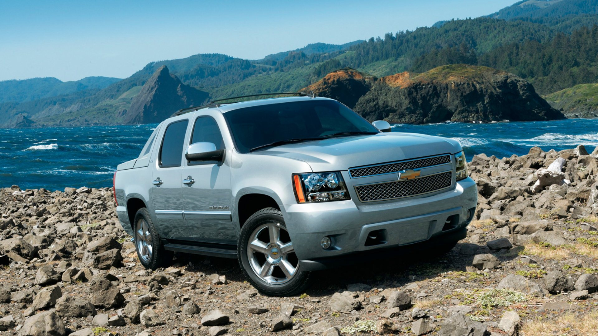 chevrolet avalanche wallpaper background