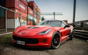 Chevrolet Corvette Z06 Wallpaper
