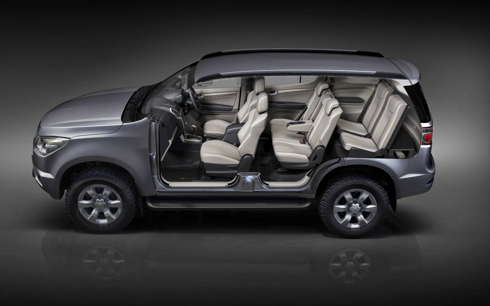 chevrolet trailblazer wallpaper background