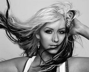 Christina Aguilera 4K 5K Wallpaper