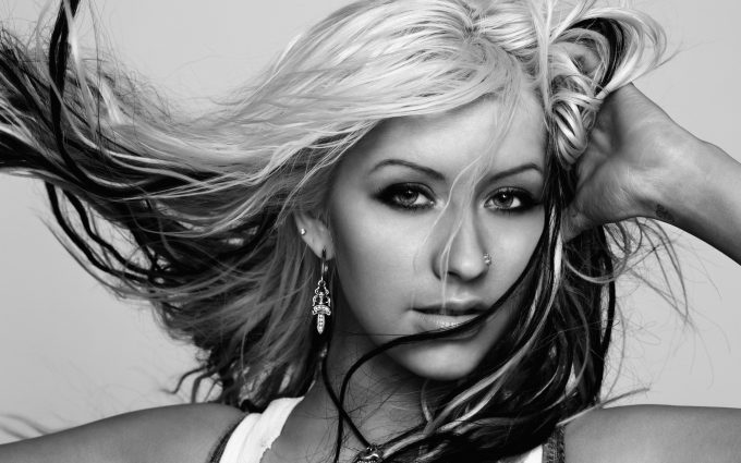 christina aguilera 4k 5k wallpaper background