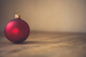 christmas ornaments wallpaper background