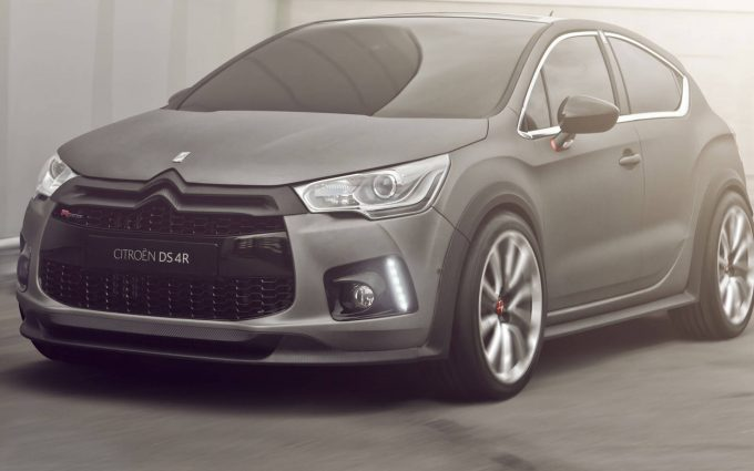 citroen ds 4r wallpaper background