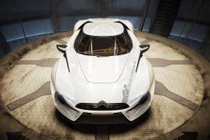 Citroen GT Concept Wallpaper