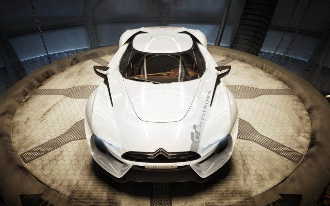 citroen gt concept wallpaper background