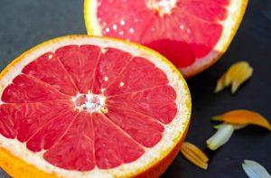 Citrus Slice Wallpaper 4K