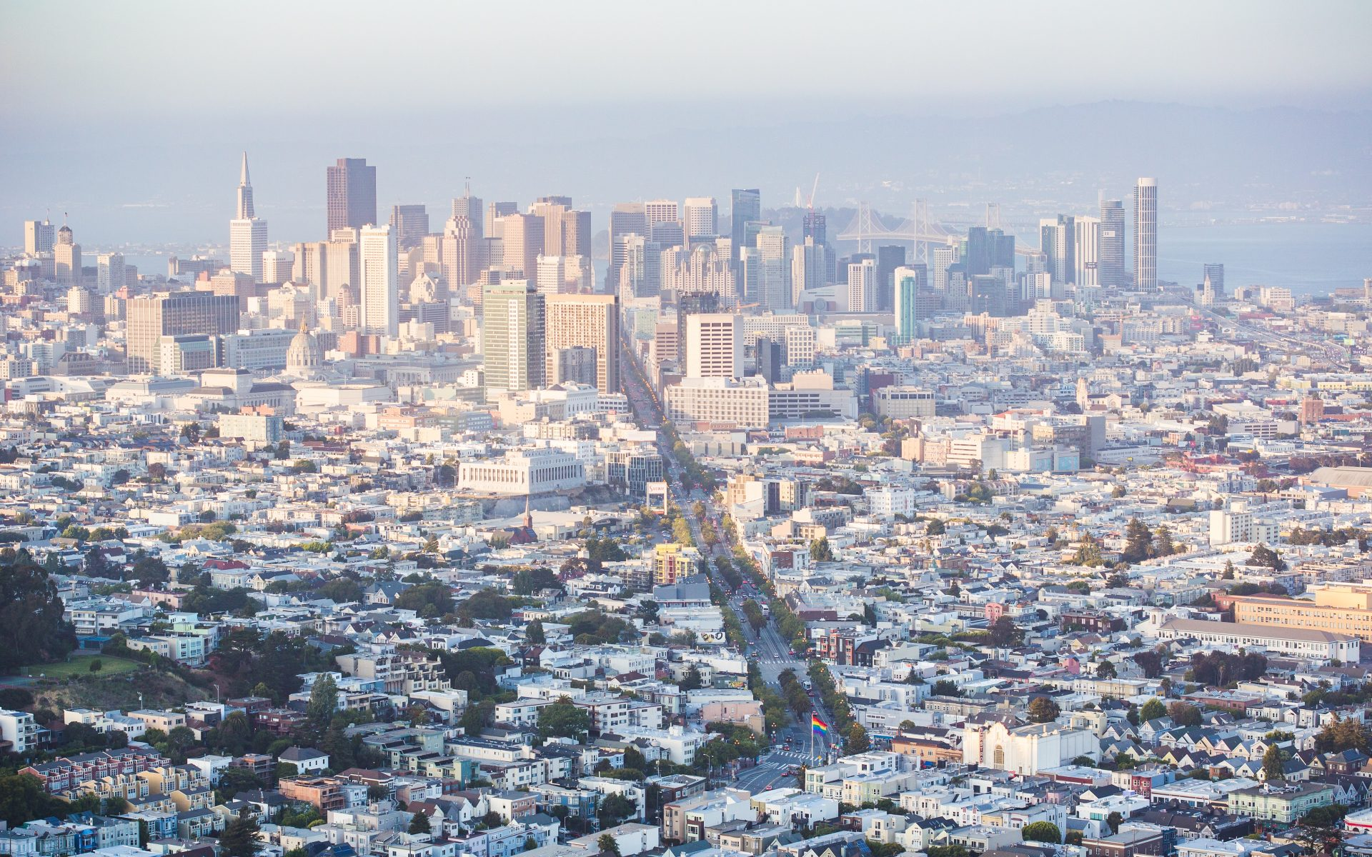 cityscape view wallpaper 4k background