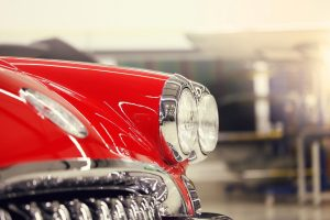 classic car headlights wallpaper background