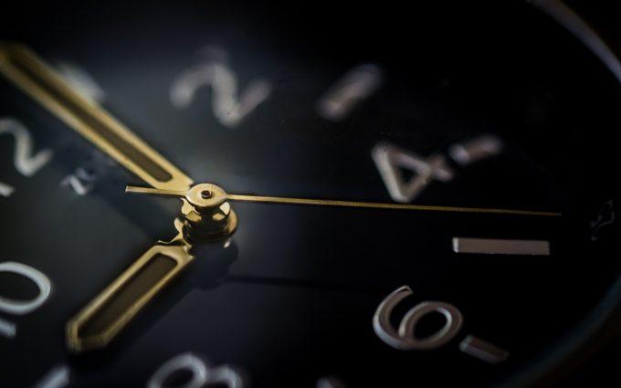 clock close up wallpaper background