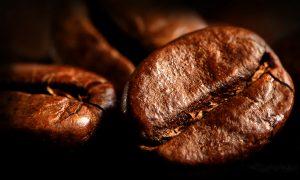 Coffee Bean Close Up Wallpaper