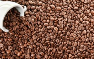Coffee Seeds Wallpaper