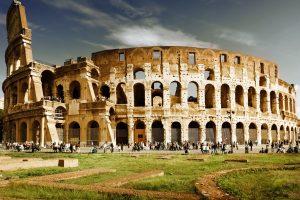 Colosseum Wallpaper 4K Background