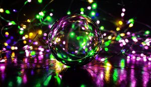 Crystal Ball Photography 4K Wallpaper