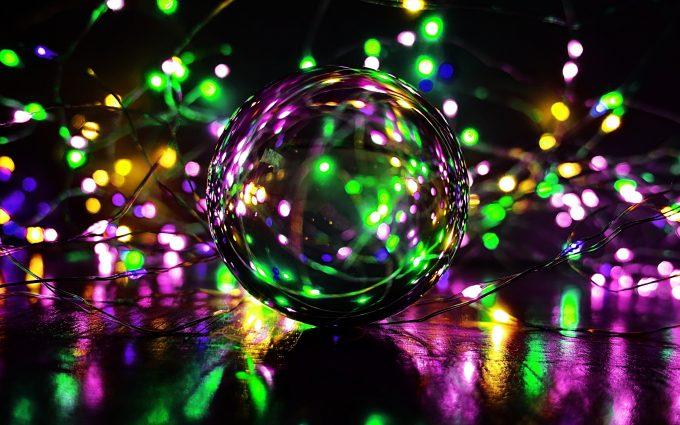 crystal ball photography 4k
